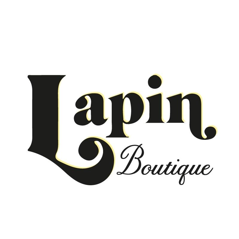 Logo Lapin Boutique vintage