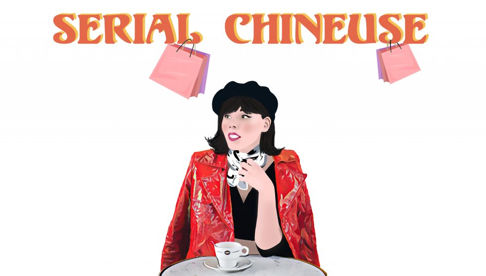 Logo Blog Serial Chineuse